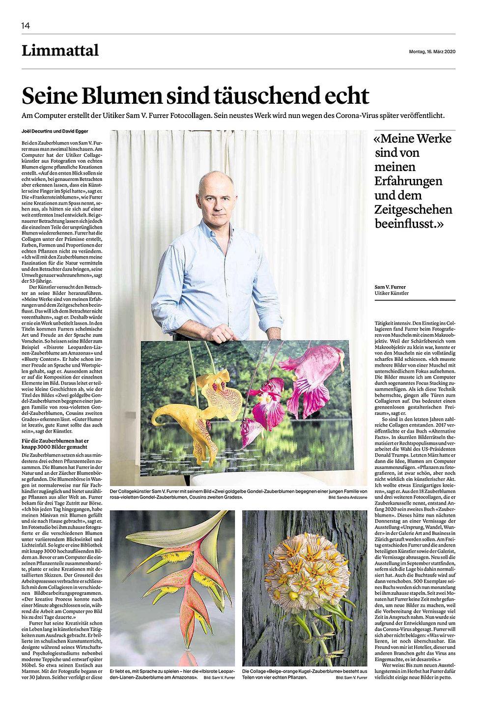 200316_Ausgabe_'Limmattaler_Zeitung',_16