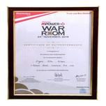 Mahindra Mpower- War Room