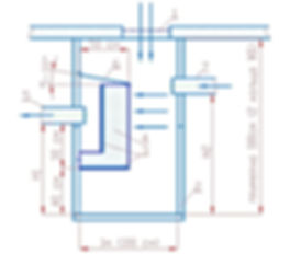 Фильтрующий модуль ФМС-1,0