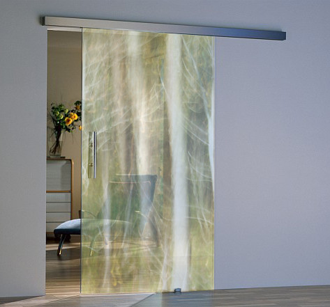 Den barn door light trees.jpg
