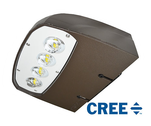 42 Watt Cree LED Wallpack