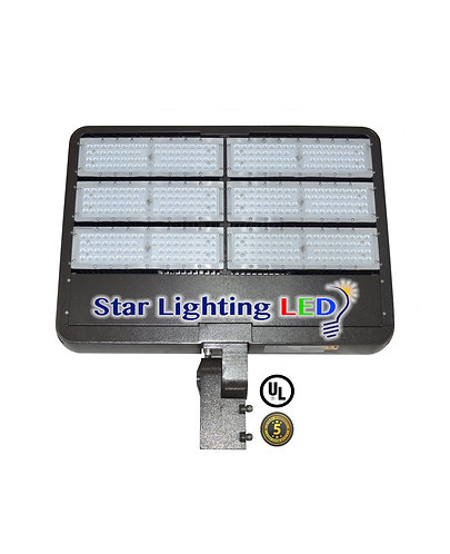 300 Watt Led Shoebox, 2nd Gen.
