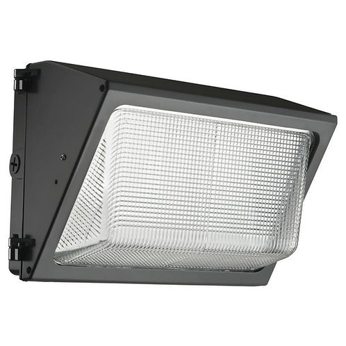 120 Watts LED Wall Pack Glass Cover