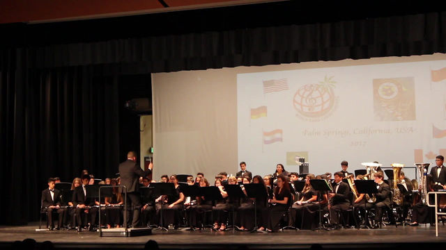 Supporting Global Music in Palm Springs – World Association of Marching ShowBands