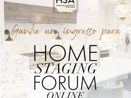 Ganhe um ingresso para o Forum de Home Staging do Reino Unido e Irlanda