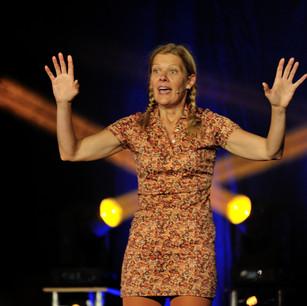 Festival d'Humour Holtzi - Antoinette de Knackwiller