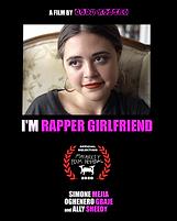 I'm Rapper girlfriend Poster -Malarkey-