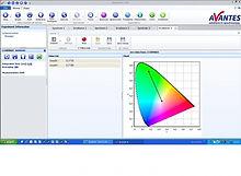 avasoft irradiance software
