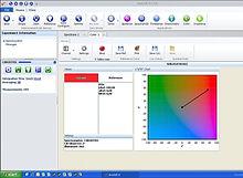 avasoft colour software