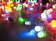 led irradiance spectroscopy