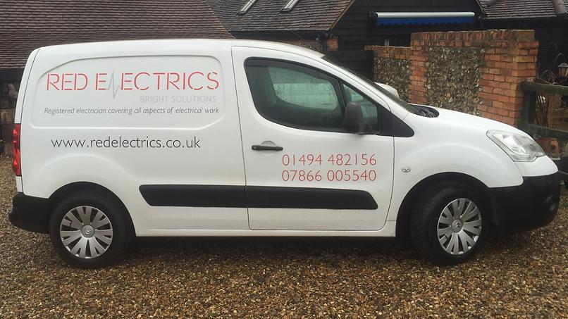 Electrician Oxfordshire, Berkshire, Buckinghamshire