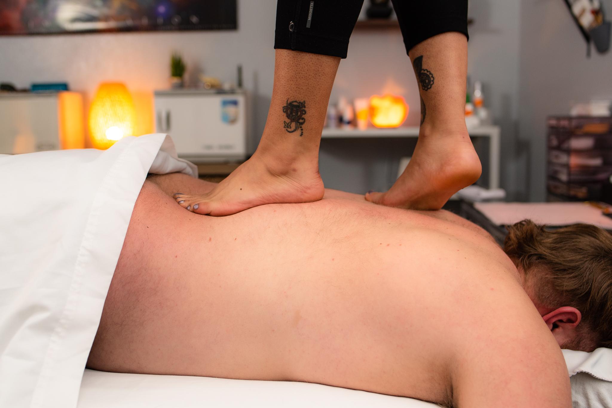 Ashiatsu Massage
