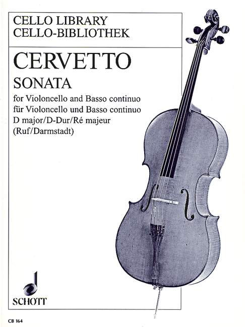 Cervetto: Sonata D-Dur op. 2/10