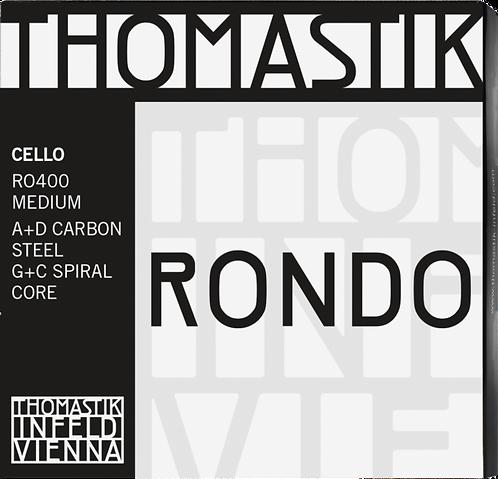 Thomastik RONDO Cellosaiten (Einzelsaiten & Satz)