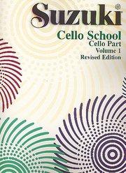 Suzuki Cello School Vol. 1 (ohne CD)