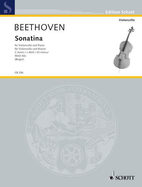 Beethoven: Sonatina WoO 43a (179b)