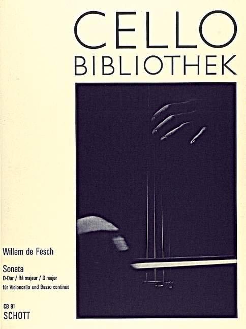 de Fesch: Sonata op. 13