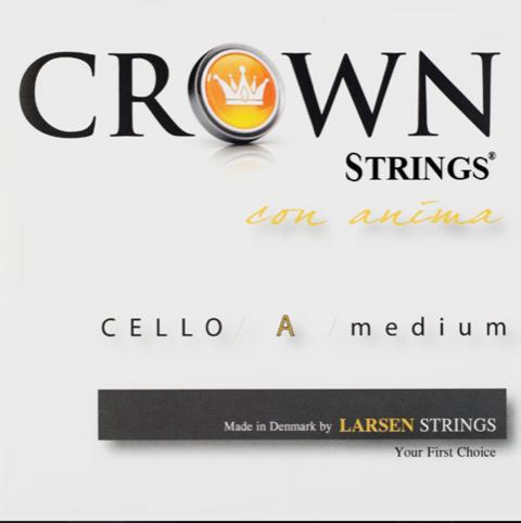 Larsen CROWN (Einzelsaiten & Satz)