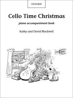 Cello Time Christmas: Piano Book