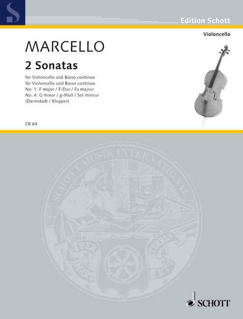 Marcello: 2 Sonatas