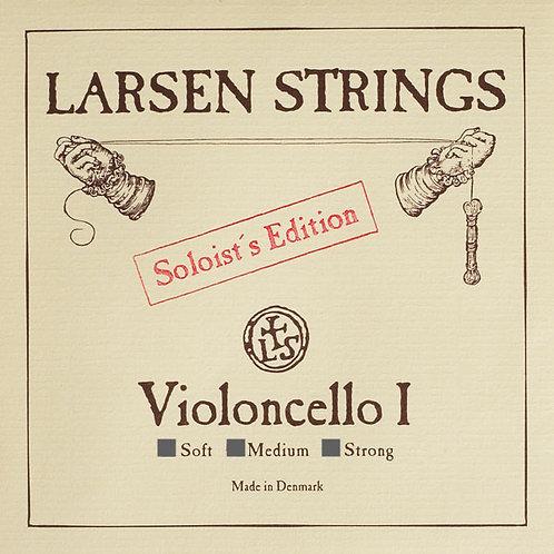 Larsen SOLOIST - A,D, G (Einzelsaiten)