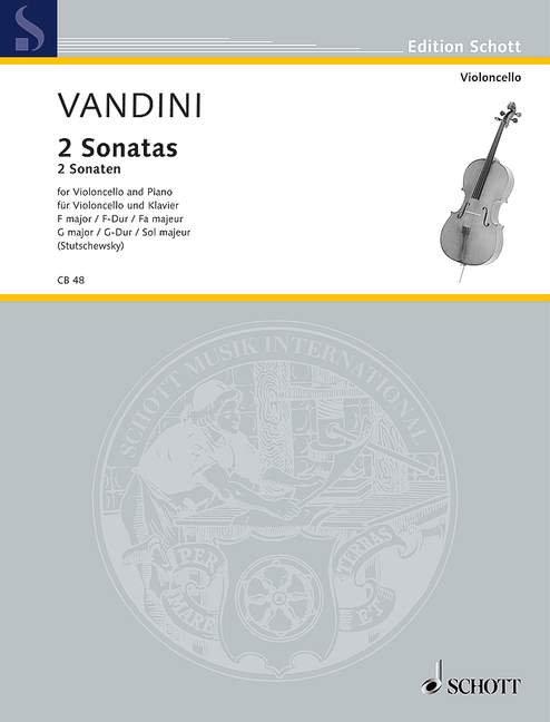Vandini: 2 Sonatas