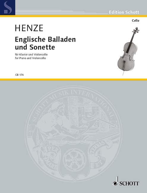 Englische Balladen und Sonette