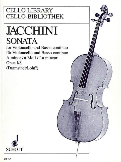 Jacchini: Sonata a-Moll op. 1/8