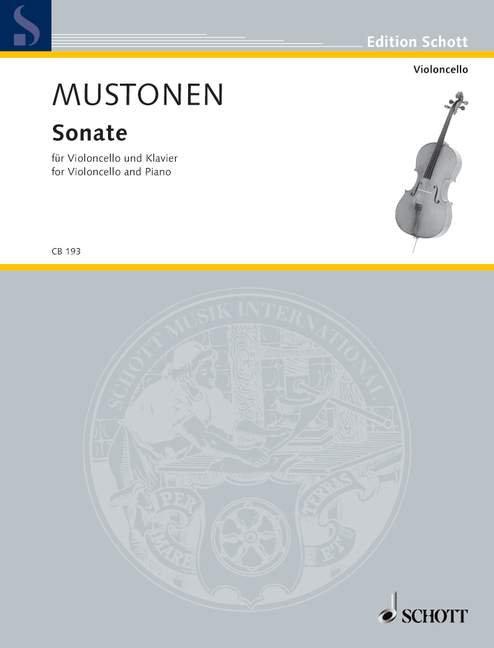 Mustonen: Sonate