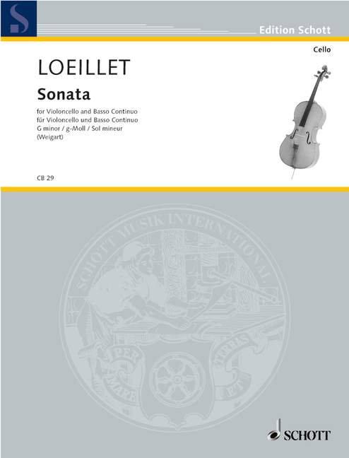 Sonata g-Moll