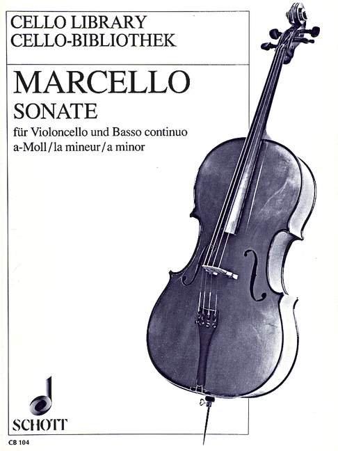 Sonate III a-Moll