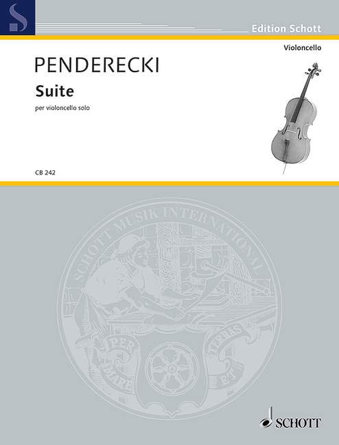 Penderecki: Suite