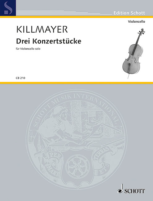 Killmayer: Drei Konzertstücke