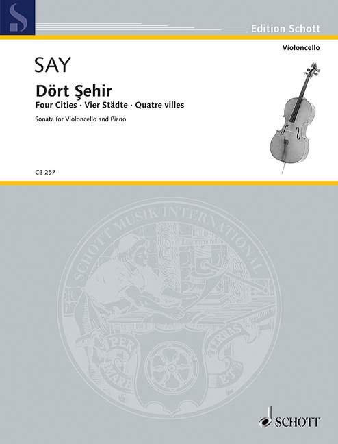 Dört Sehir op. 41