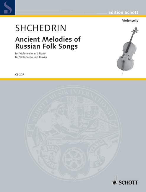 Ancient Melodies of Russian Folk Songs