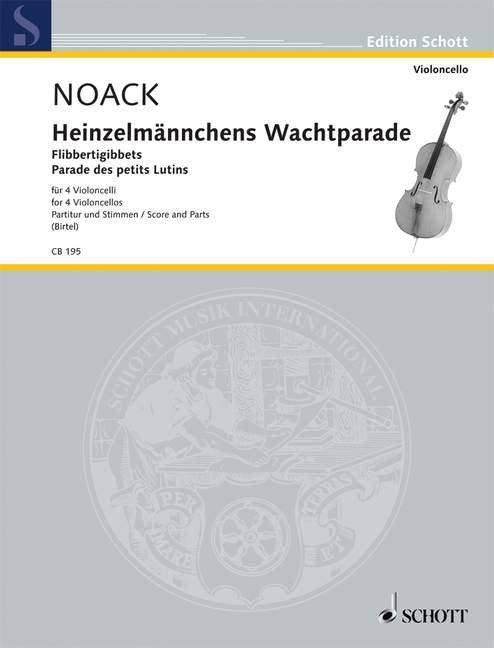 Heinzelmännchens Wachtparade op. 5