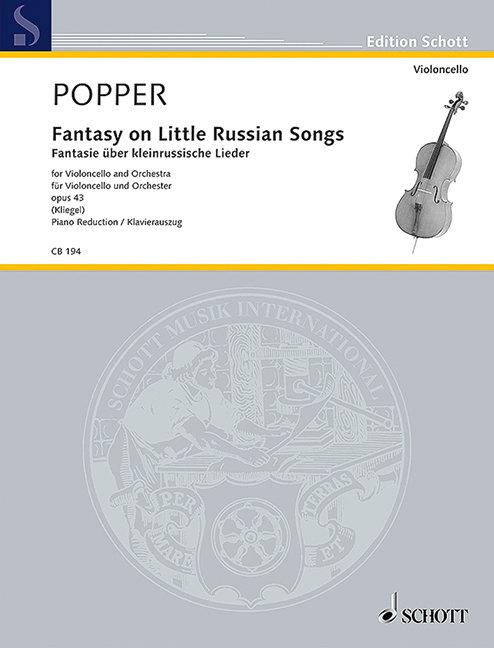 Fantasy on Little Russian Songs op. 43