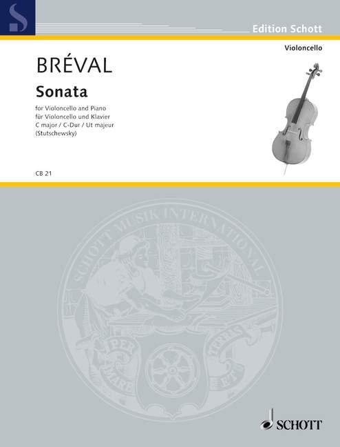 Bréval: Sonata C-Dur