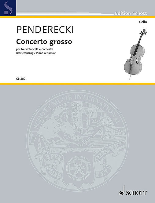 Penderecki: Concerto grosso