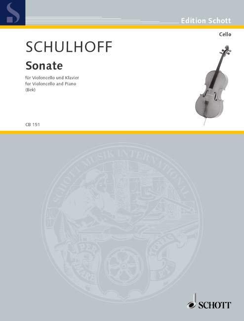 Sonate WV 35