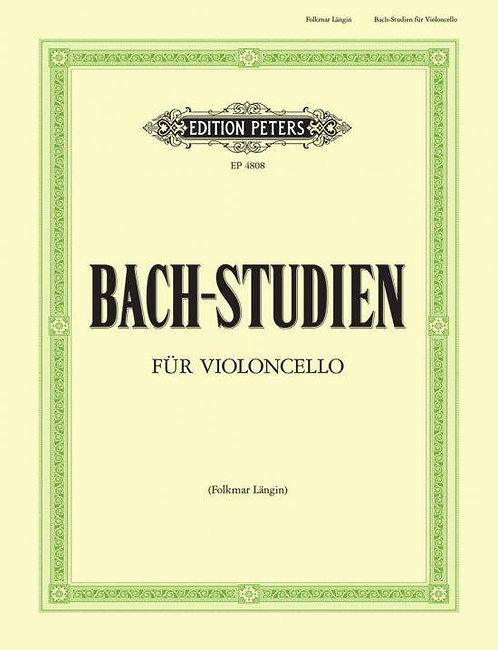 Bach-Studien für Violoncello