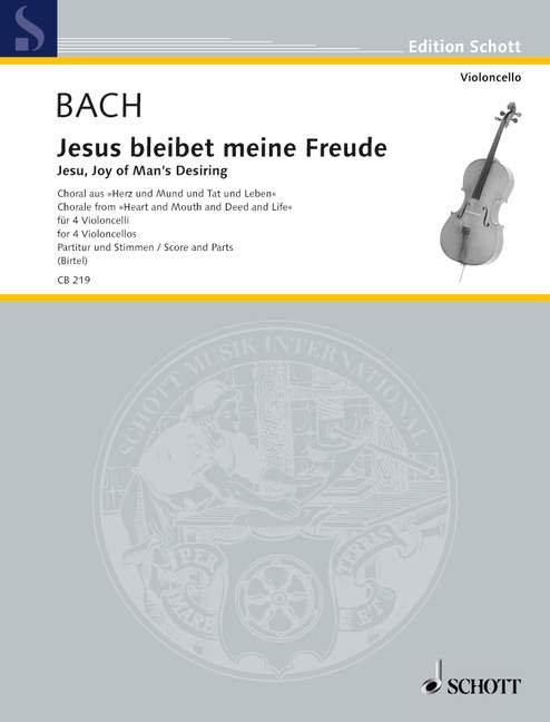 Jesus bleibet meine Freude BWV 147