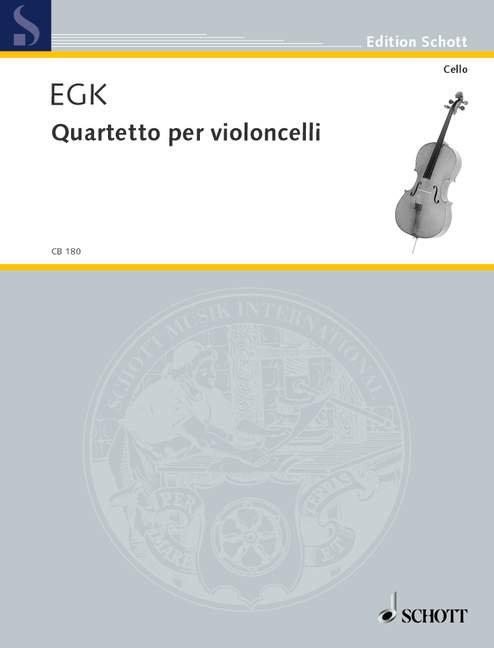 Quartetto per violoncelli