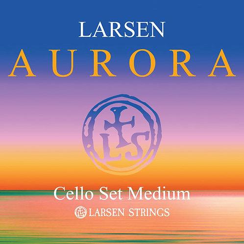 Larsen AURORA  (Einzelsaiten & Satz)