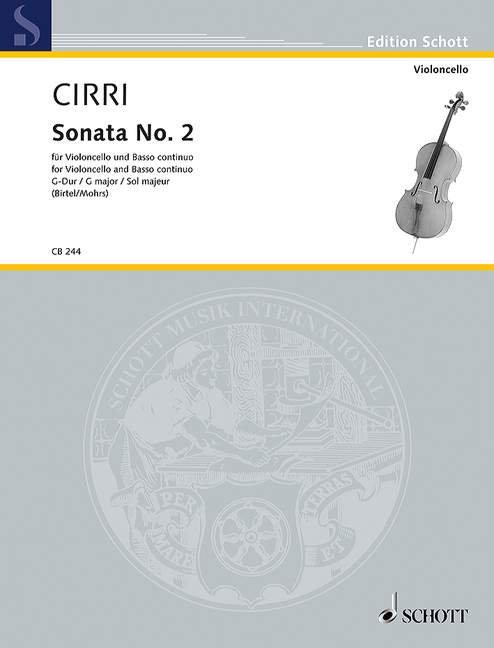 Sonata No. 2 G-Dur