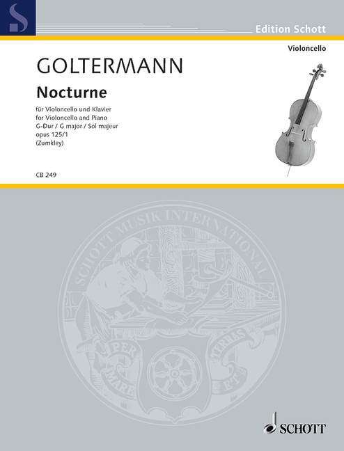 Goltermann: Nocturne G-Dur op. 125/1
