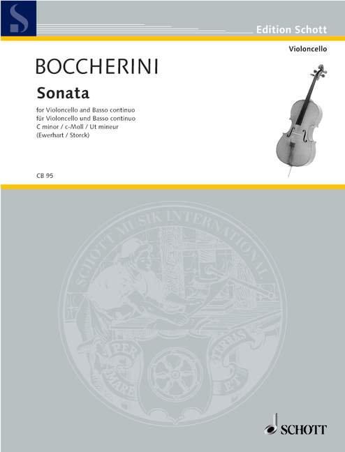 Boccherini: Sonata c-Moll G 18