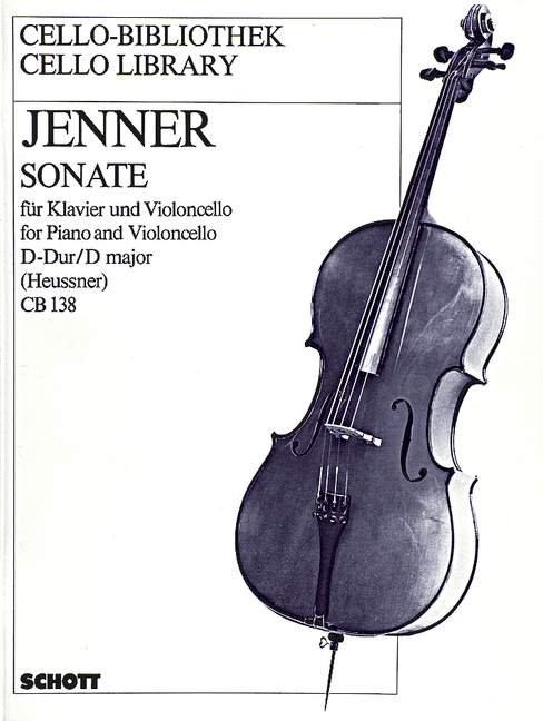 Jenner: Sonate D-Dur