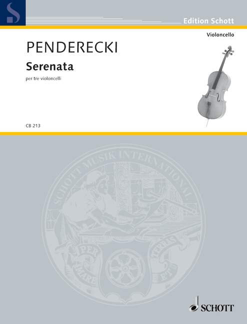 Penderecki: Serenata
