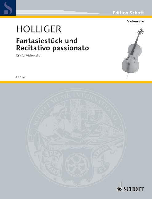 Fantasiestück und Recitativo passionato